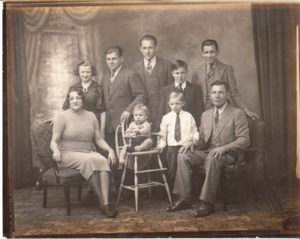 picture of pastuszek family