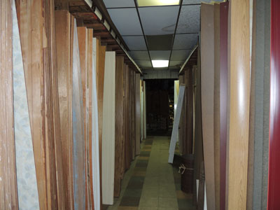 We have a large stock of paneling