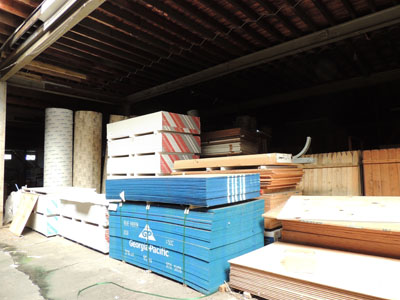 We even carry concrete forms